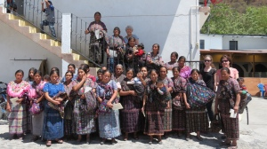 27 women from Tierra Linda received micro loans in 2015.