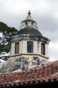 Cupolas of every size and shape.