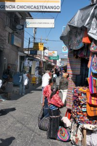 Chichicastenango is the largest outdoor market in Central America and on our itinerary every year.